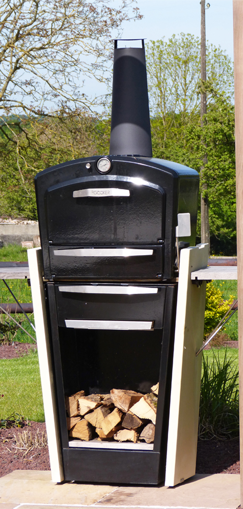 gooker_four grill_gite normandie_barbecue